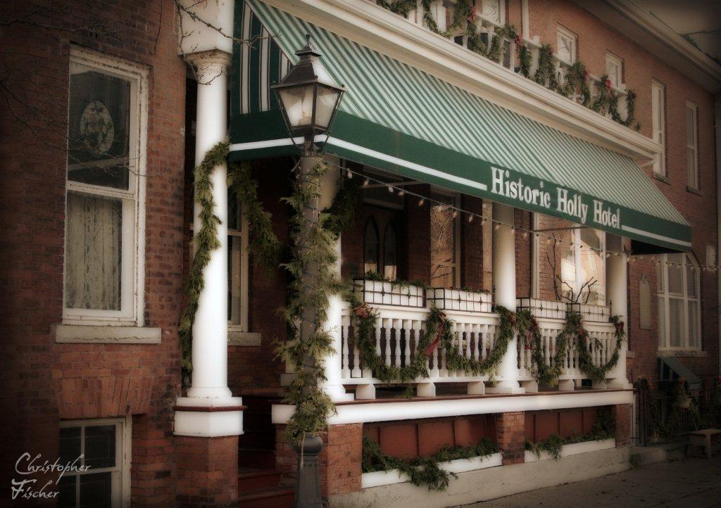 History of the Holly Hotel