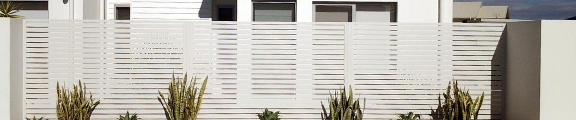 aluminium screens & lattice | gold coast | Nerang | Lifesaver Pool