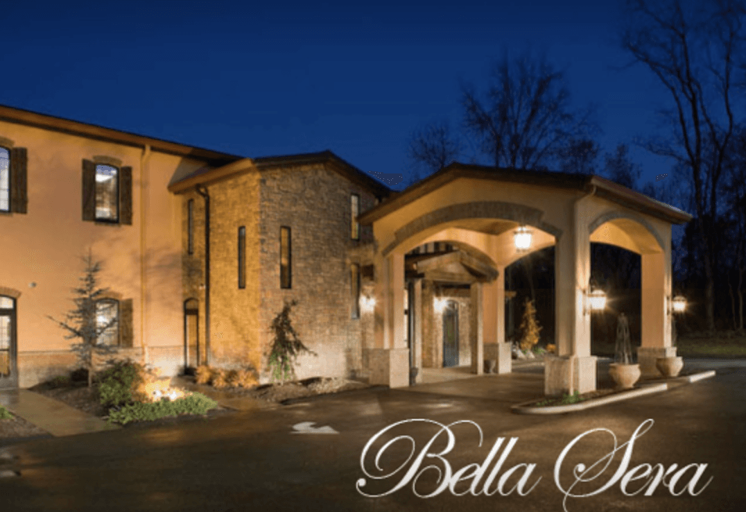 Pittsburghs Intimate Wedding And Event Venue Bella Sera
