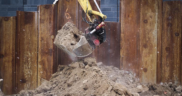 McGahan building contractors no mess left image