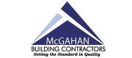 McGahan building contractors logo