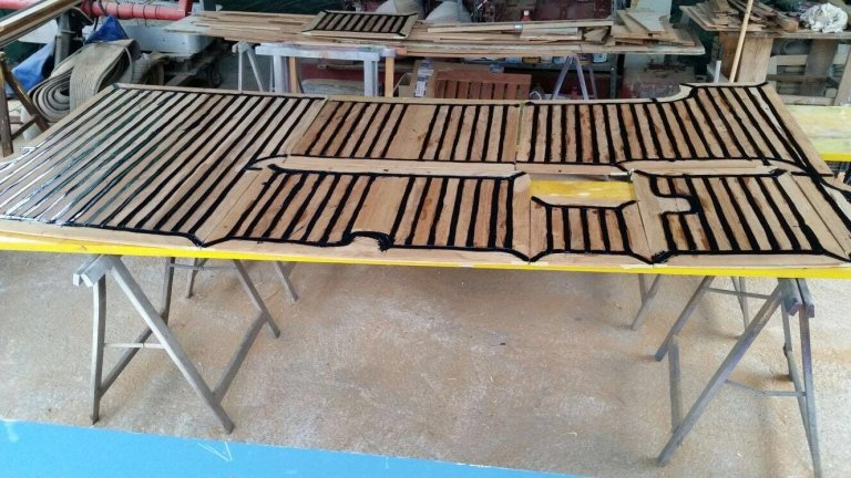 rifacimento legno