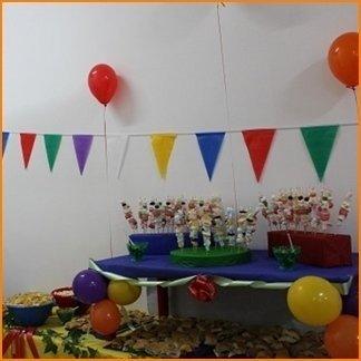 organizzazione buffet per bambini