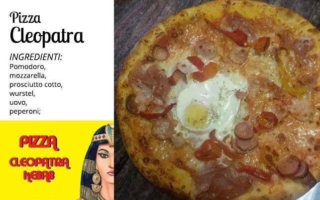 Pizza Cleopatra
