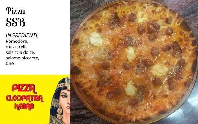 Pizza SSB