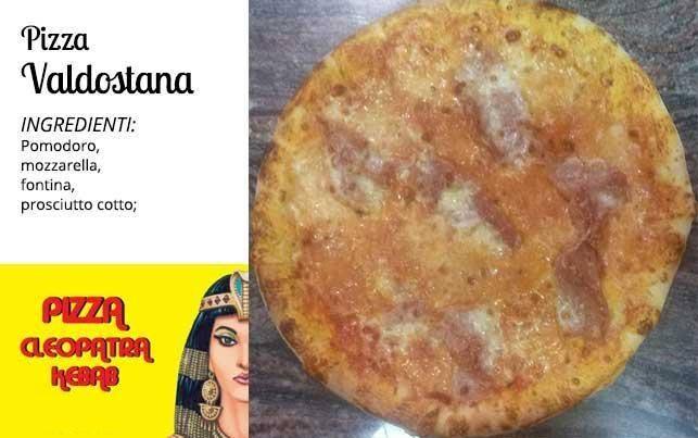 Pizza Valdostana
