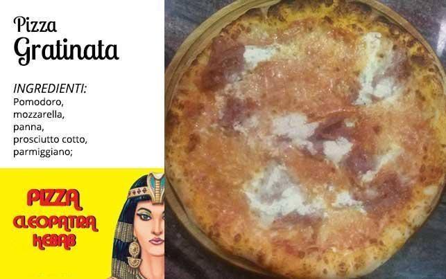 Pizza Gratinata