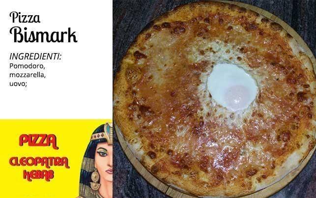 Pizza Bismark