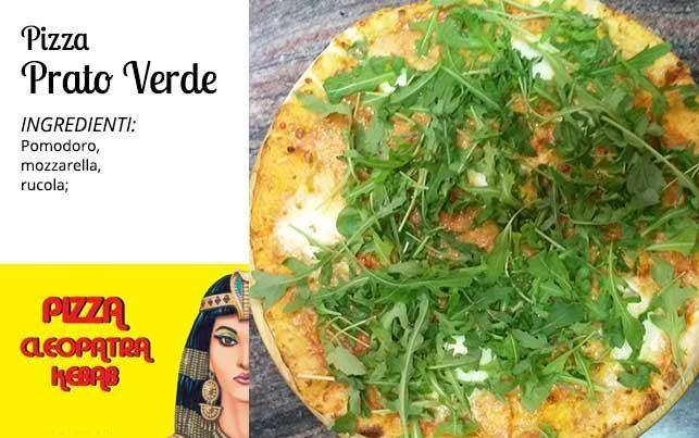 Pizza Prato Verde