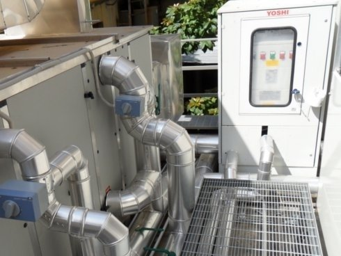 MODULO IDRONICO AWS YOSHI - Modulo per il trasferimento del calore o del freddo all