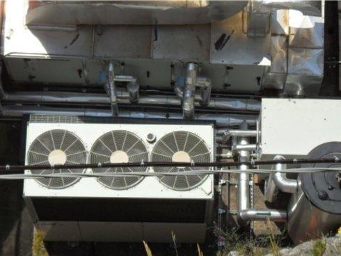 Sistemi di climatizzazione - Installazione Hotel la Bussola di Amalfi