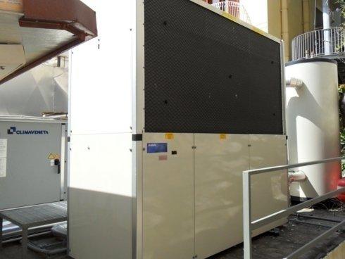 Realizzazione sistema di riscaldamento a pompa di calore dedicata
