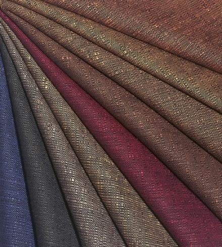 Rustici cotone lino - Praga gamma colori