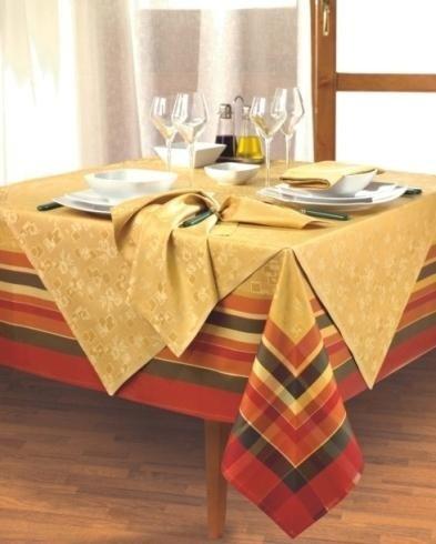 Cotton classics - Ethnic yellow gold