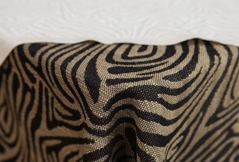 Rustici cotone lino - Africa bronzo