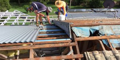 allproperty roofing metal roofing installation
