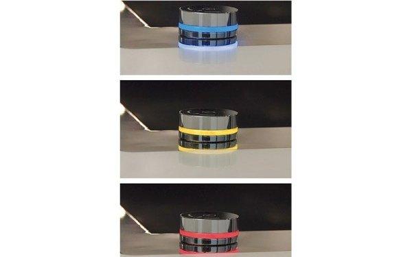 Collezione Touch finiture colore