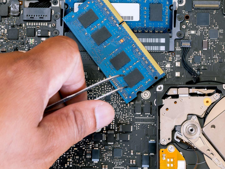 Riparazione computer e hardware