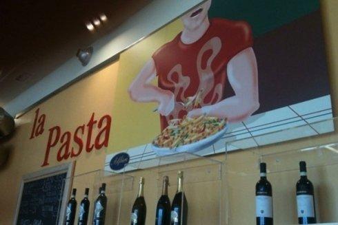 Presso il ristorante troverte i migliori vini italiani.
