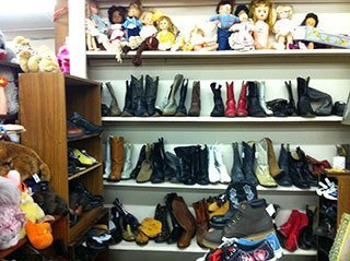 consignment shop Abilene, TX