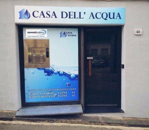 distributore dell'acqua Nicosia