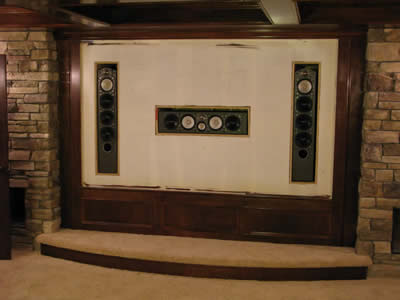 Whole House Audio & Home Theater Installation in Merrimack NH - Securely Sound Inc.