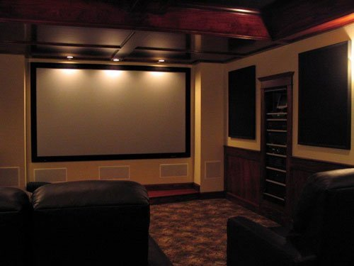 Home Theater Installation in Windham NH - Securely Sound Inc.