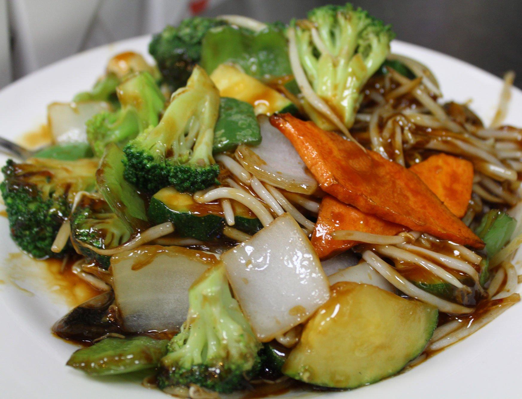 Quik Wok Chinese Food