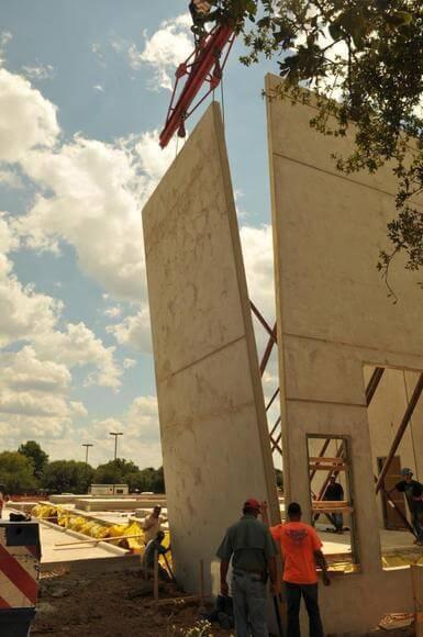 concrete construction Houston, TX