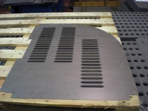 componenti in ferro