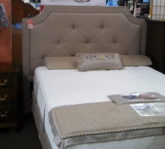 Mattresses and more in Spartanburg, SC