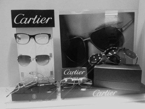 occhiali da sole Cartier