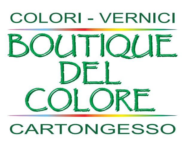 Boutique del colore, locandina ERREBI srl Cassola