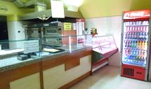 bancone della pizzeria