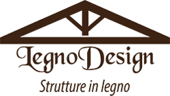 LEGNO DESIGN STRUTTURE IN LEGNO - LOGO