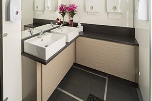 Luxury mobile toilet manufacturers
