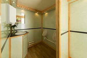 Our range of mobile toilet and shower hires