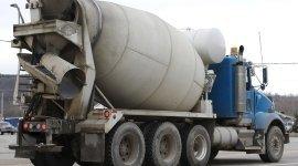 camion cemento