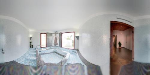 Panoramica centro benessere muladhara a Merine