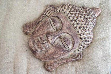 Immagine del Buddha a Merine