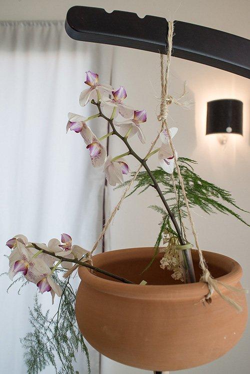 vaso fiori a Merine