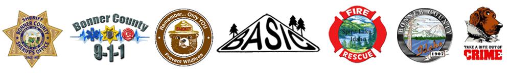 Blanchard Idaho, Spirit Lake Fire, Police, Rescue, Wildlife, Bonner County,  EMS 911
