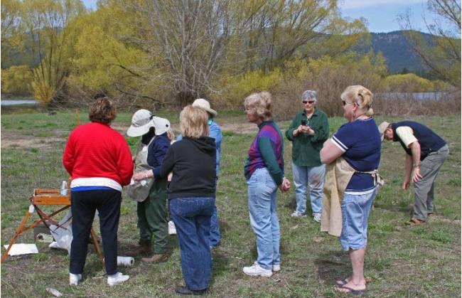 Blanchard Idaho Community