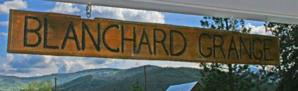 The Blanchard Idaho Grange #440
