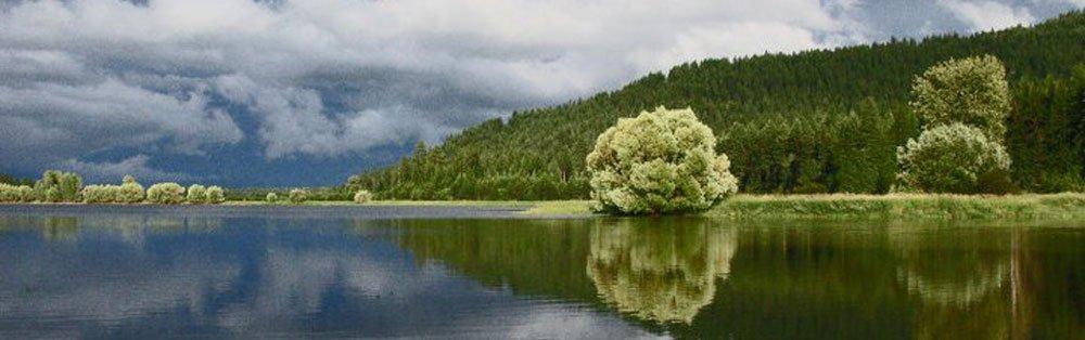 Blanchard Idaho Pond