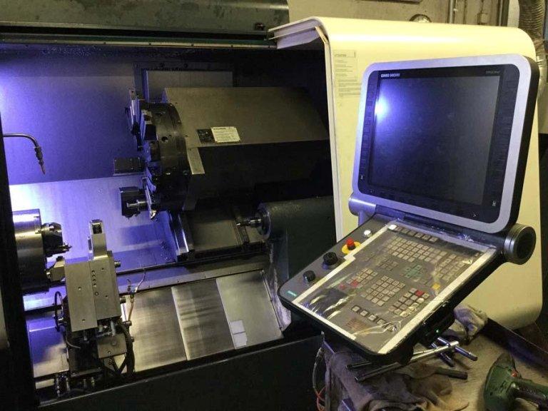 macchinari moderni