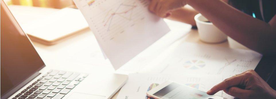 analisi di documenti fiscali