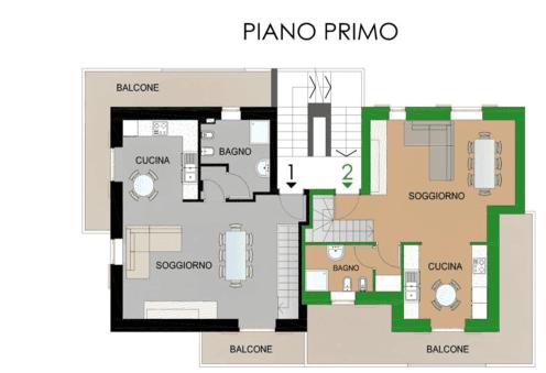 progetto- PIANO PRIMO