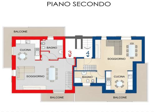 progetto- PIANO SECONDO