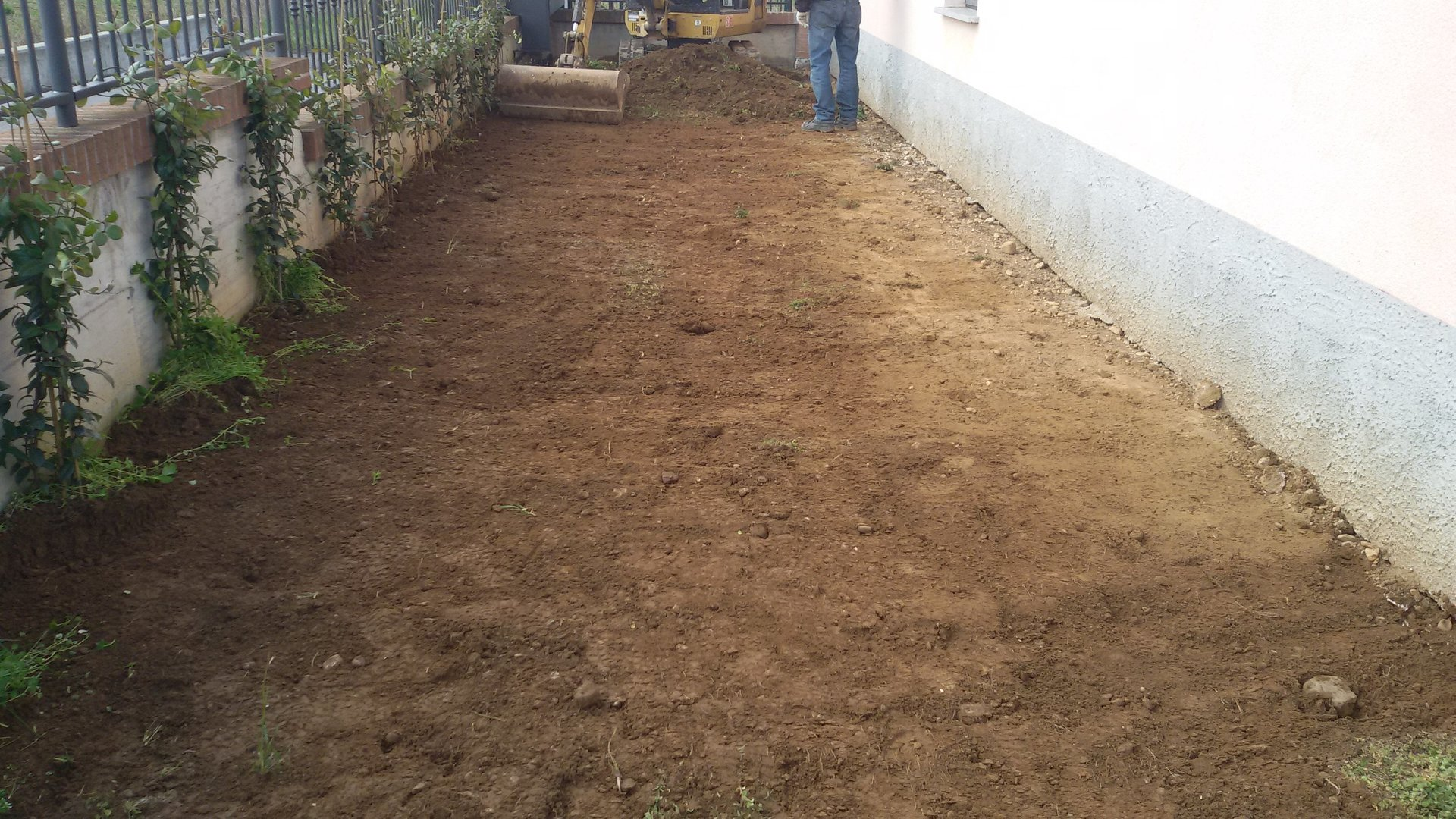 rifacimento pavimentazione cortile